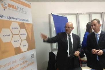 SEEU Career Fair in Tetovo
