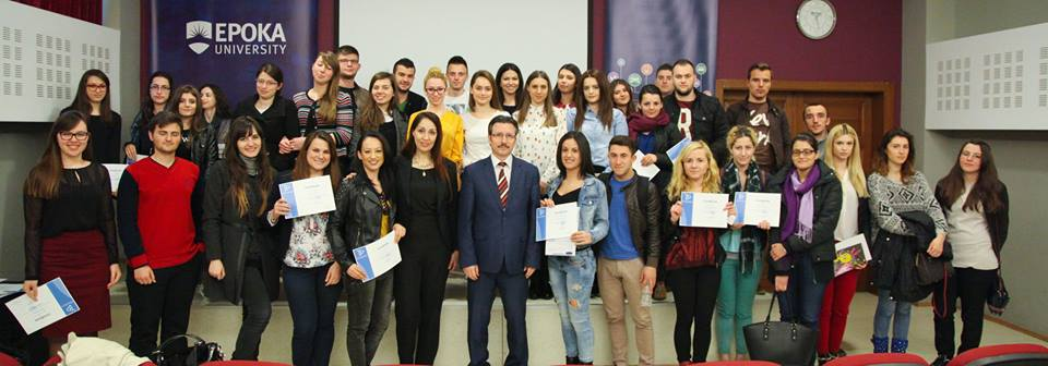 Career Counseling Seminars at Epoka University